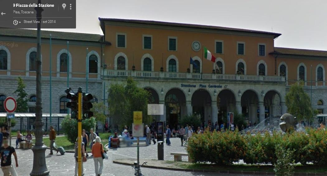 Pisa – Camera Singola/Posto Letto – Zona Stazione Pisa Centrale