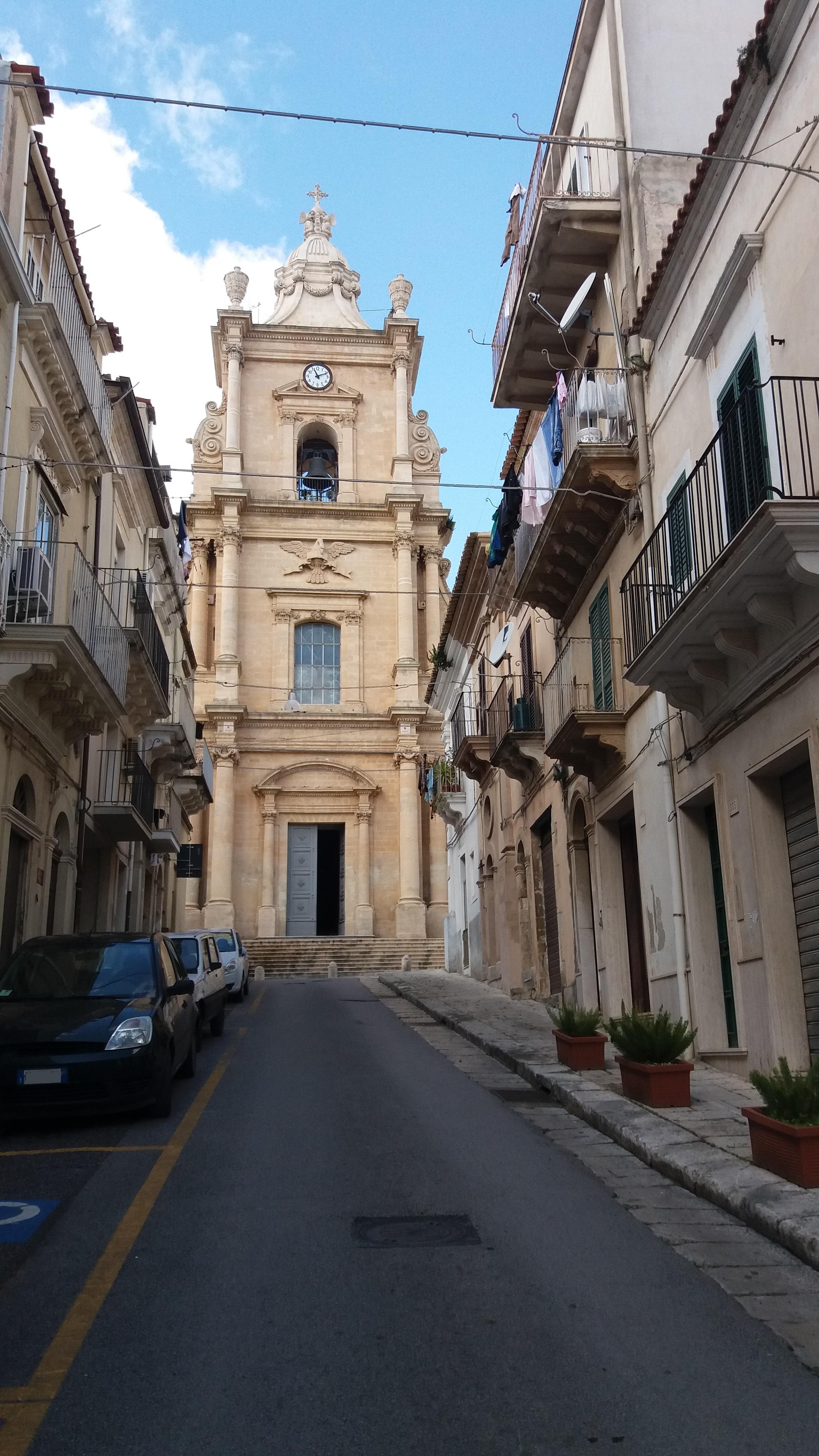 Ragusa – Casa Singola con Garage – zona Ecce Homo