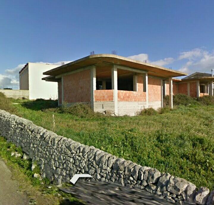 Ragusa – Villetta allo stato rustico Zona C.da Fortugno