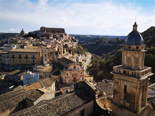 Ragusa Ibla – Casa Indipendente Con Vista Panoramica