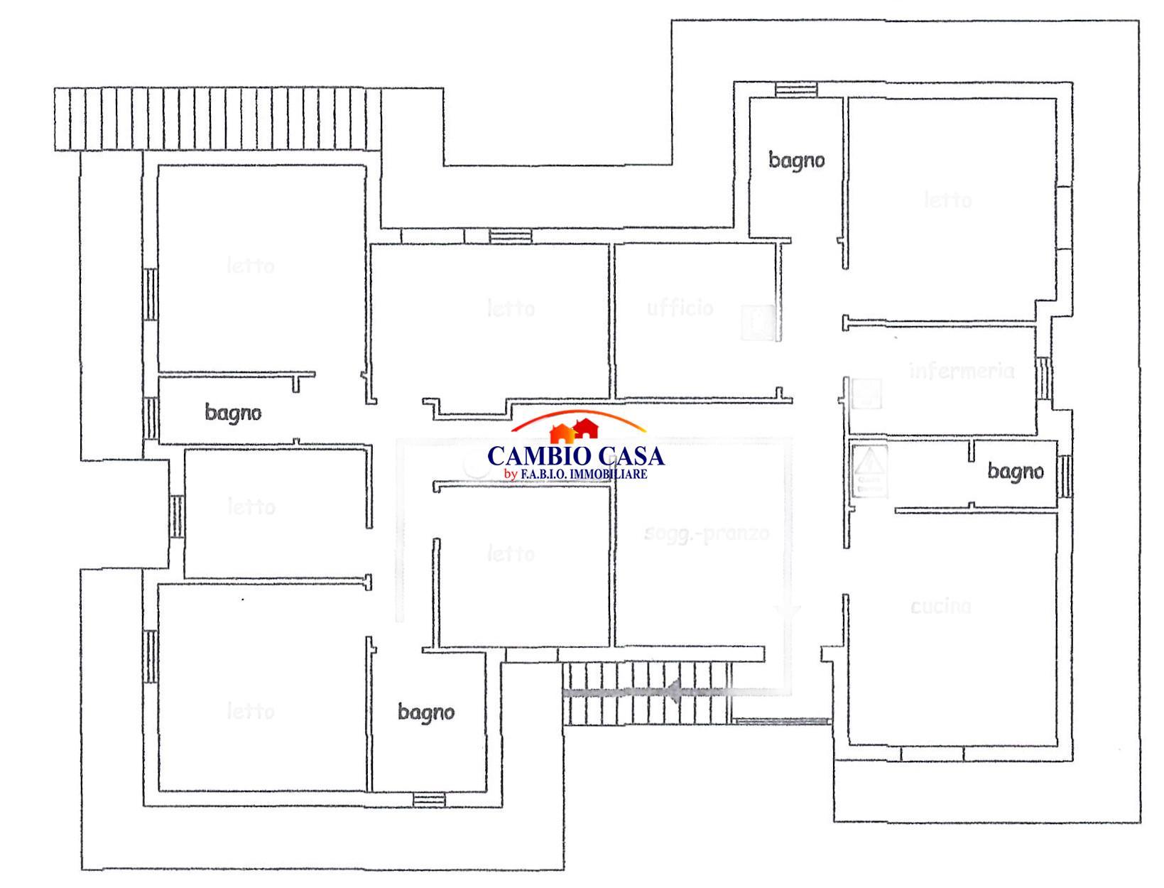 Ragusa – Appartamento uso ufficio – Viale delle Americhe
