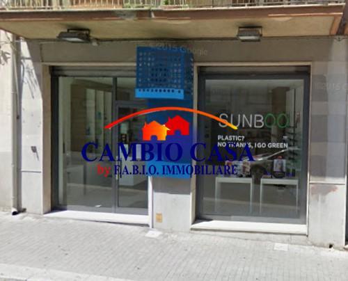 Ragusa, Via Carducci, Locale Commerciale già a reddito.