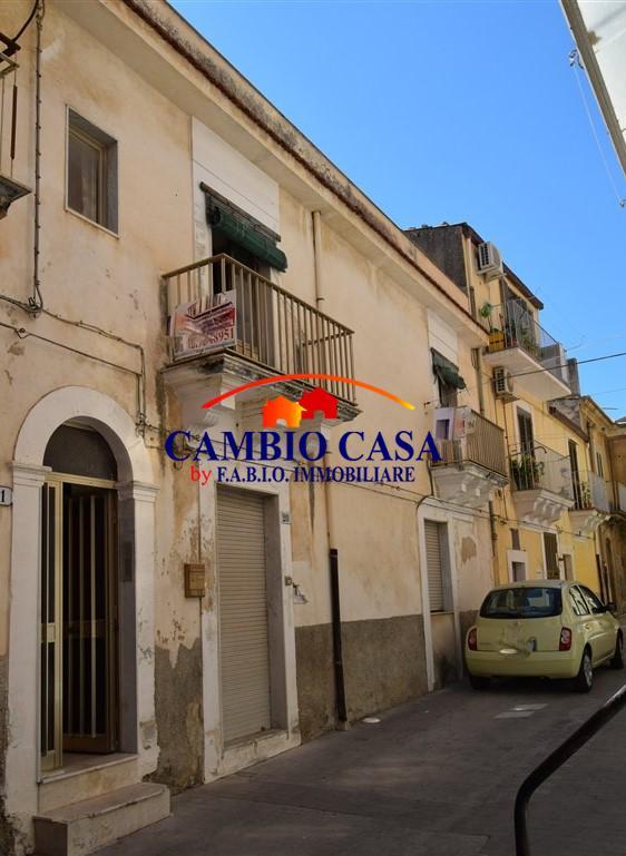 Ragusa – Centro storico Casa Singola Zona Via Ecce Homo