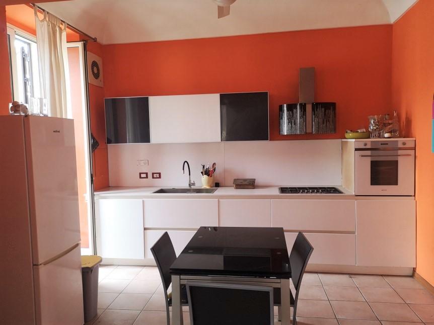 Cucina Abitabile - Appartamento in Vendita zona via Carducci Ragusa (1)